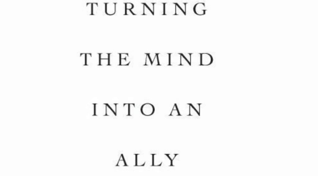 Turning your Mind