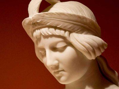 Female Statue at High Museum Atlanta