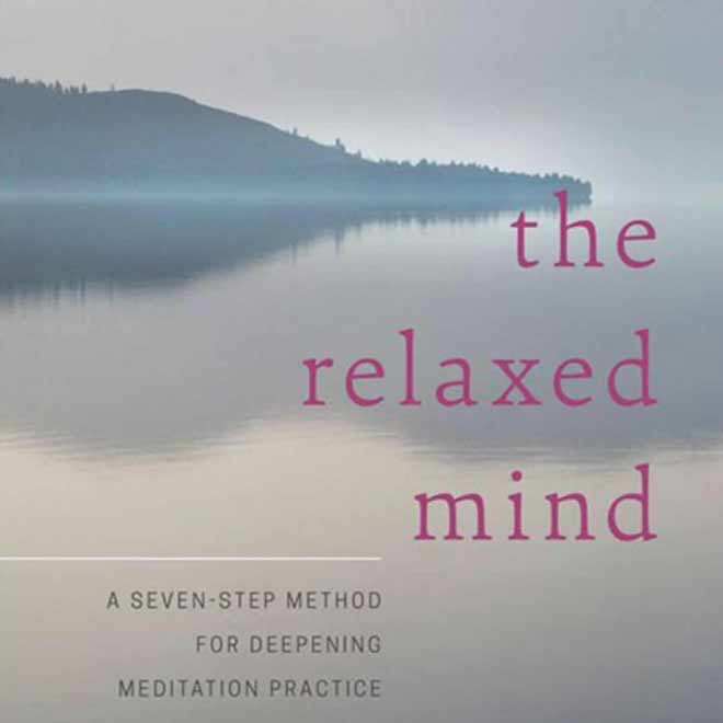 Relaxed Mind guided beginner meditation and vipassana.