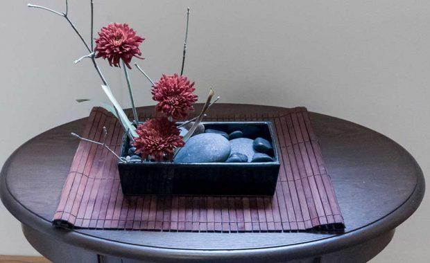 ikebana Flower aranging