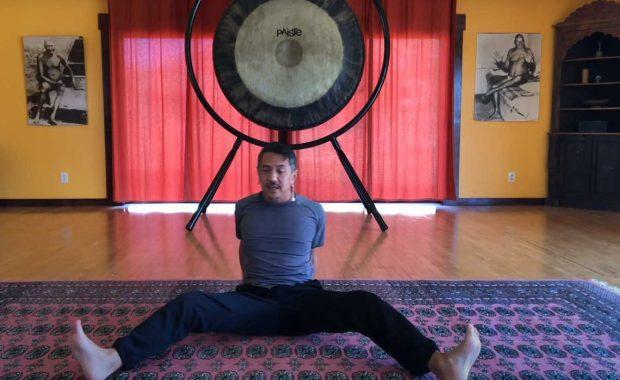 Tibetan Yoga with Miles Maeda