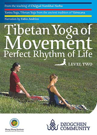 Tibetan Yoga level Two DVD